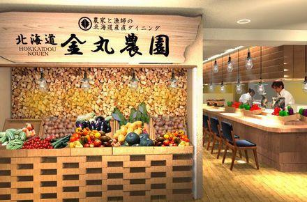 レストラン(パース)金丸農園