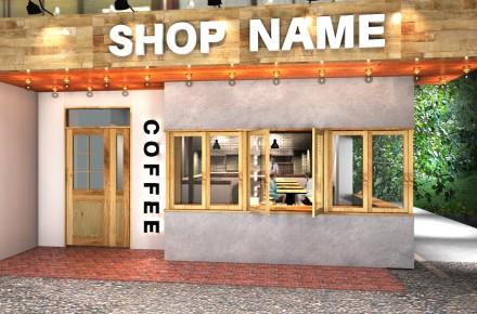 Cafe marococo(パース)